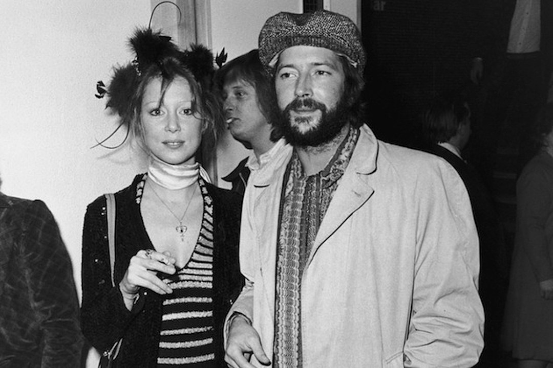 How Eric Clapton Ended Up Marrying His Best Friends Ex Wife