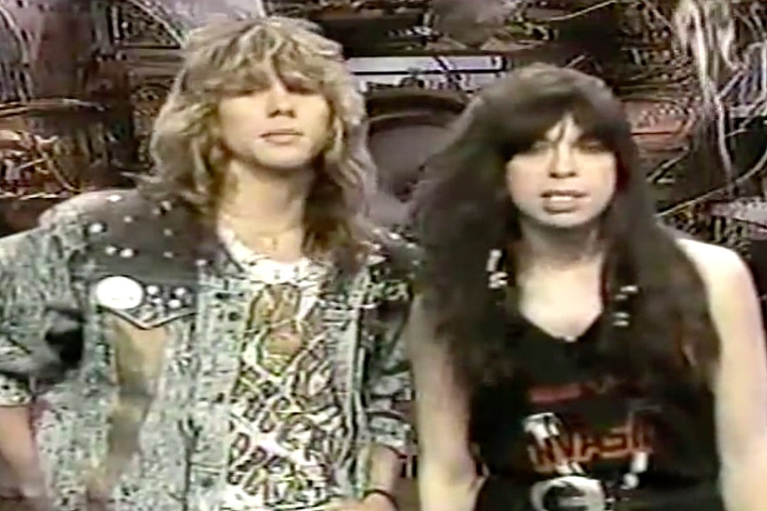 Mark Slaughter Looks Back On The Band Mutiny That Ended The Vinnie
