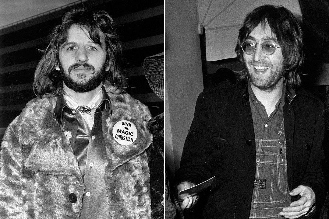 Ringo Starr Says Playing On John Lennons Plastic Ono Band Was A