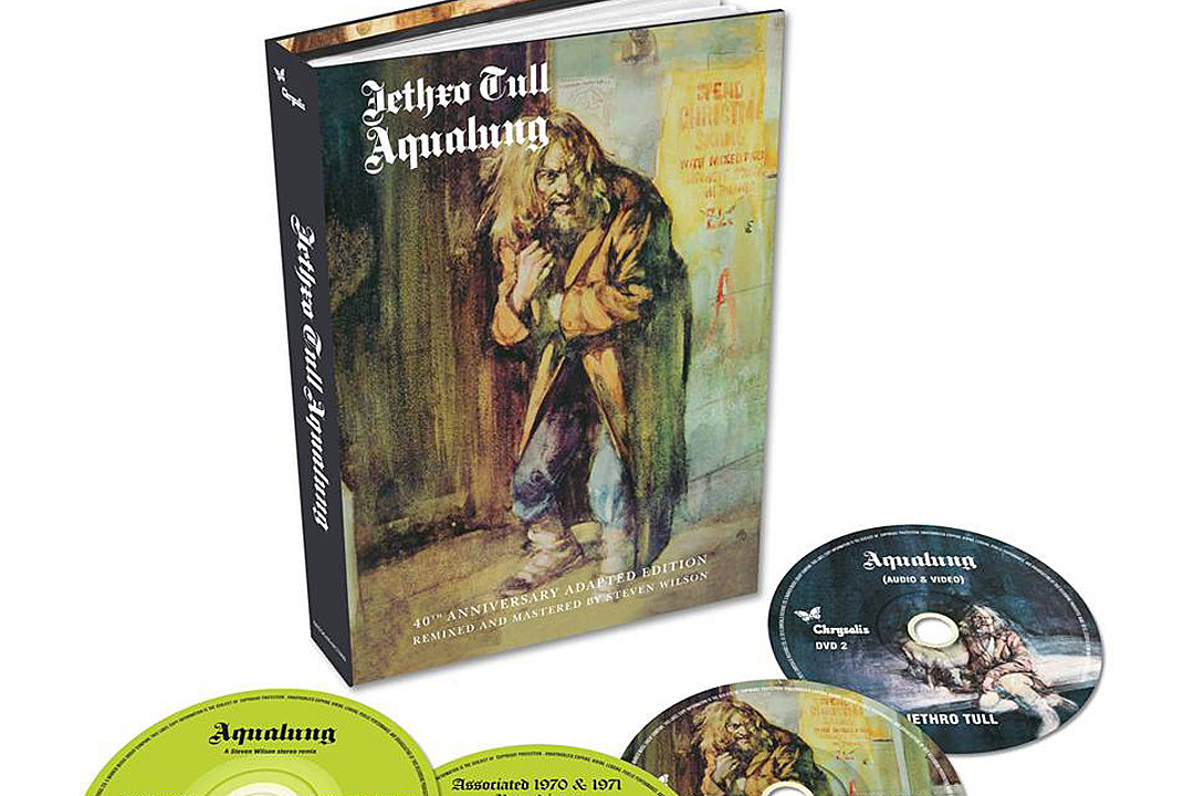 Jethro Tull to Release \'Aqualung\' Box Set