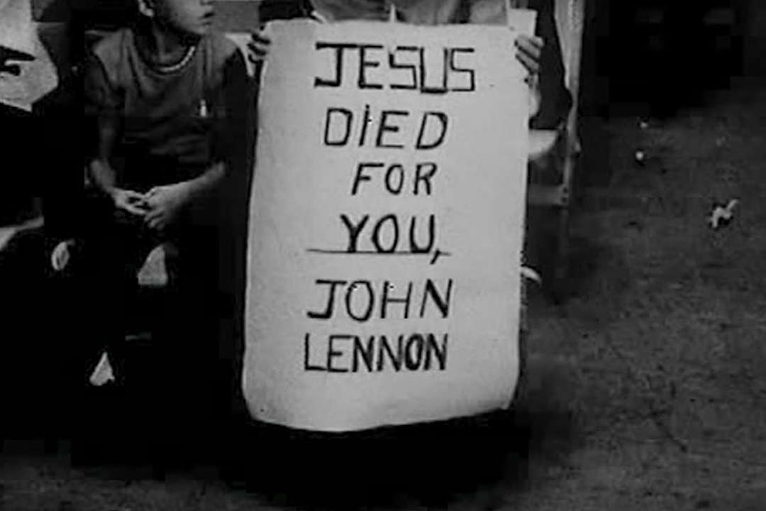 When John Lennons More Popular Than Jesus Line Sparked Protest