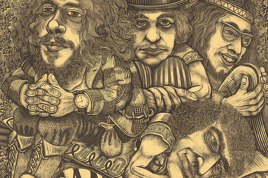 Listen to a Previously Unreleased Jethro Tull Song, \'Bouree: Morgan ...