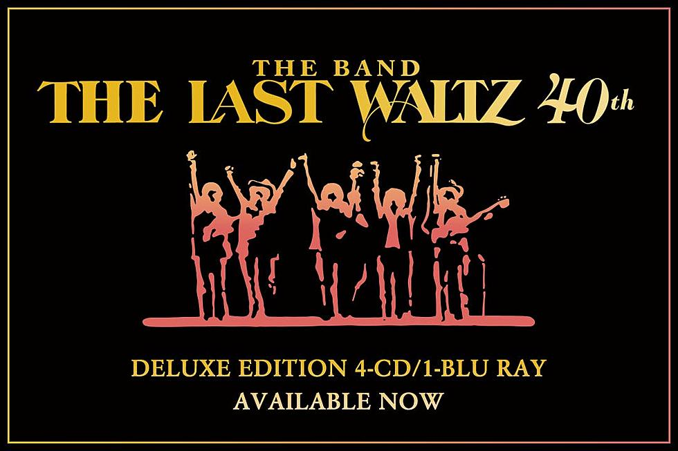 The Band Celebrates The 40th Anniversary Of The Last Waltz