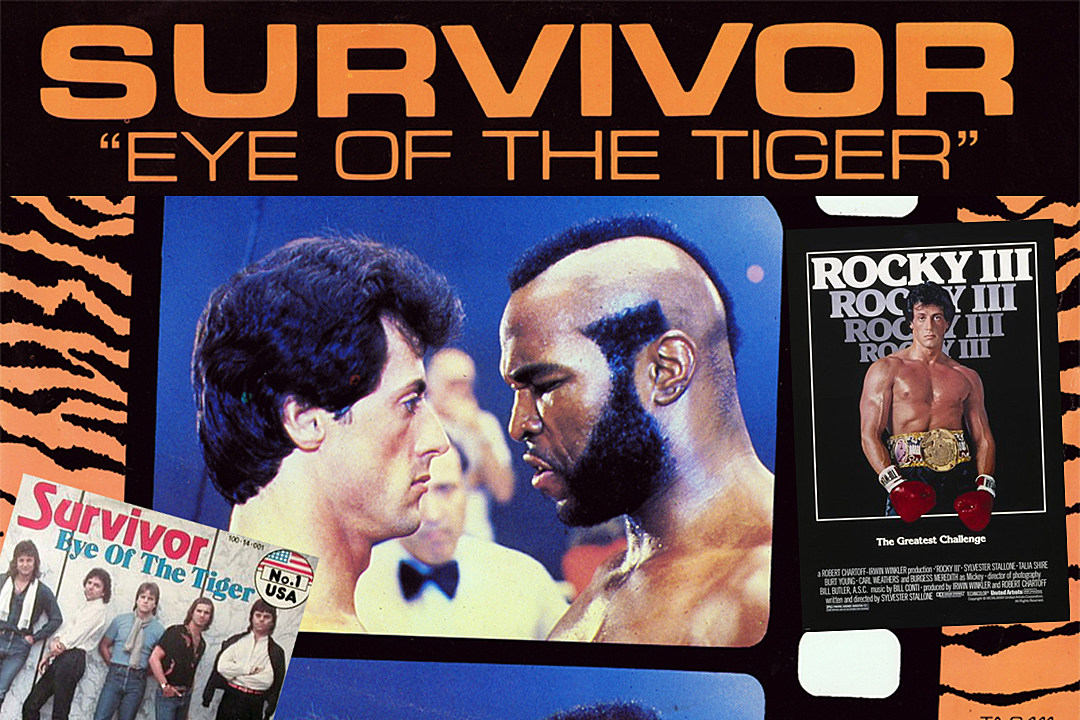 Eye Of The Tiger Pics 35 years ago: survivor deliver knockout punch to 'rocky iii' with