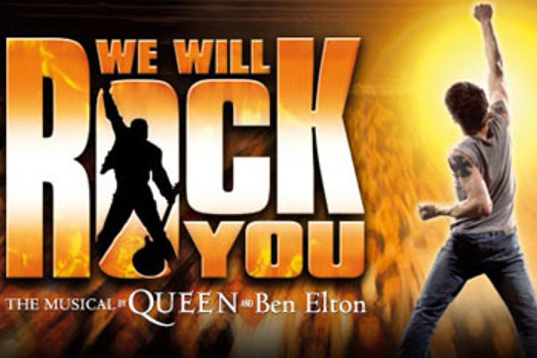 We will rock u