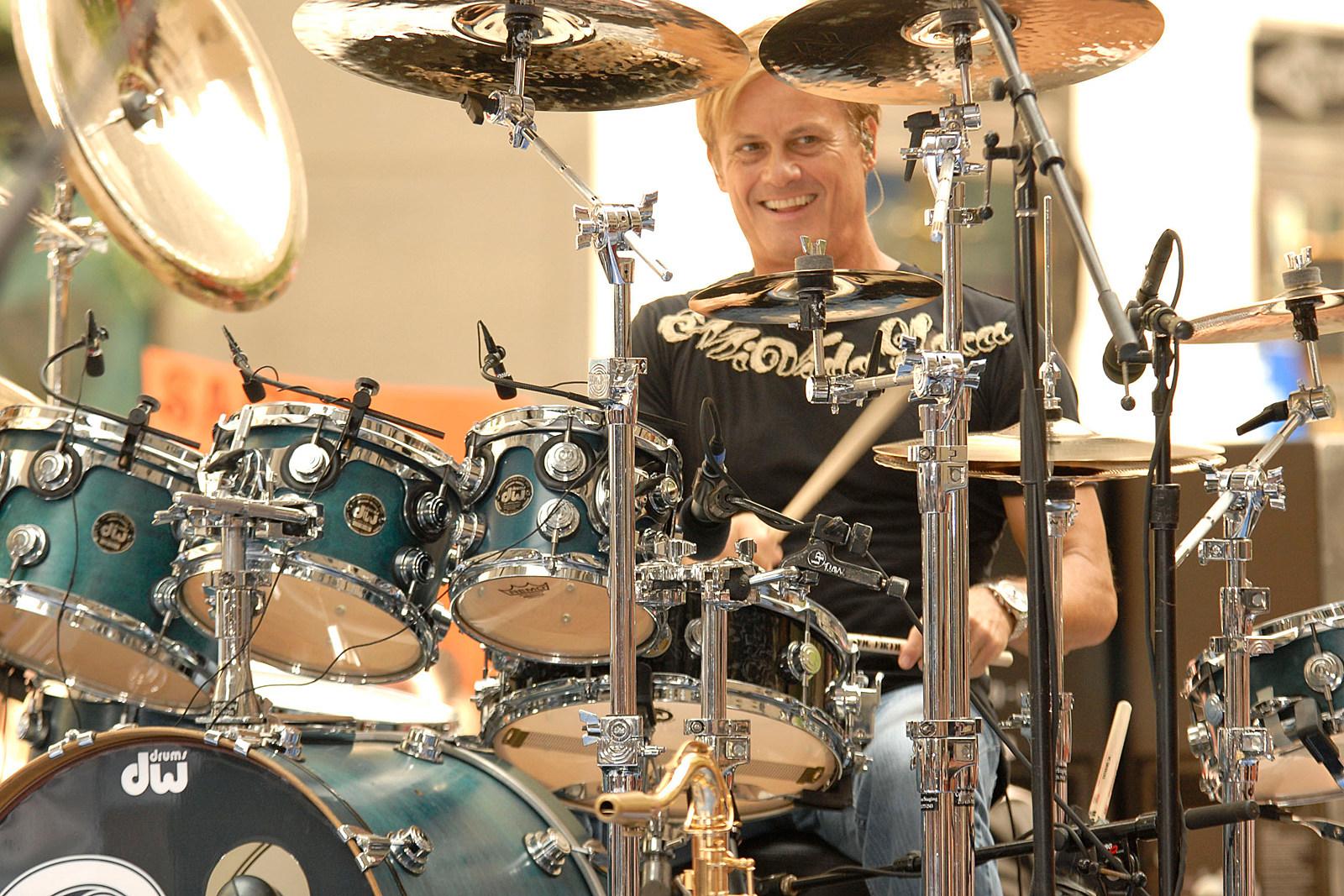 drummer tris imboden quits chicago