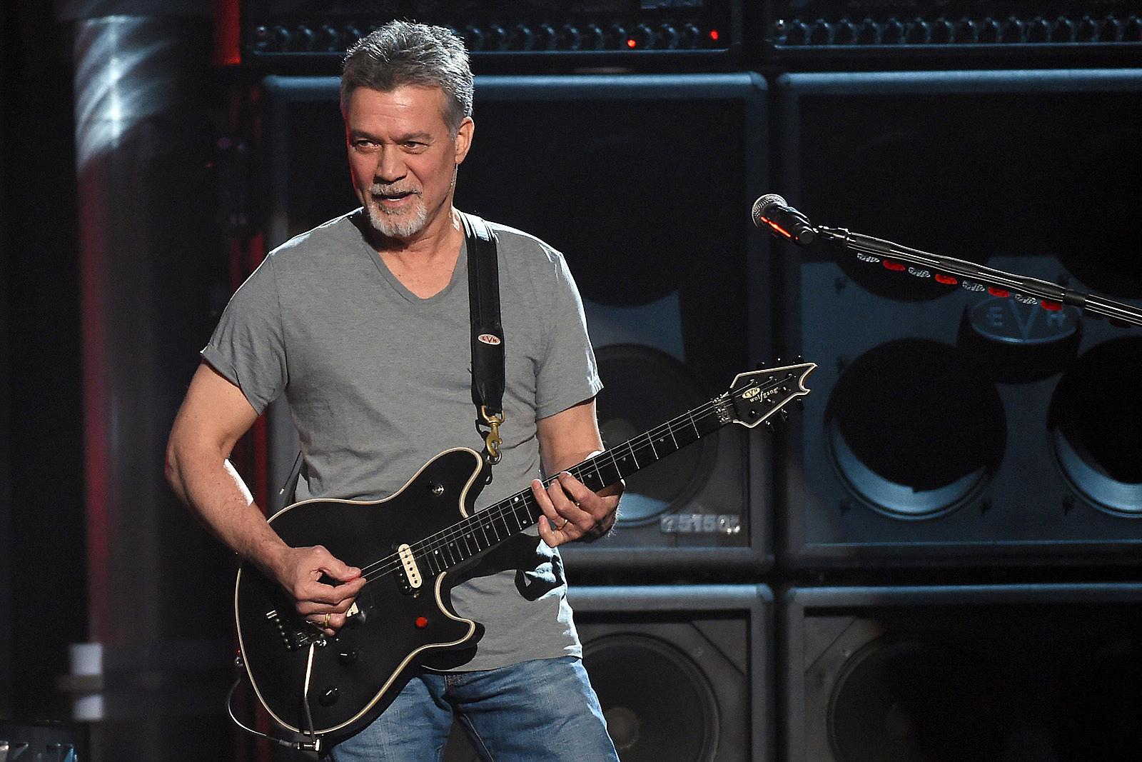The History Of Eddie Van Halen And Keyboards