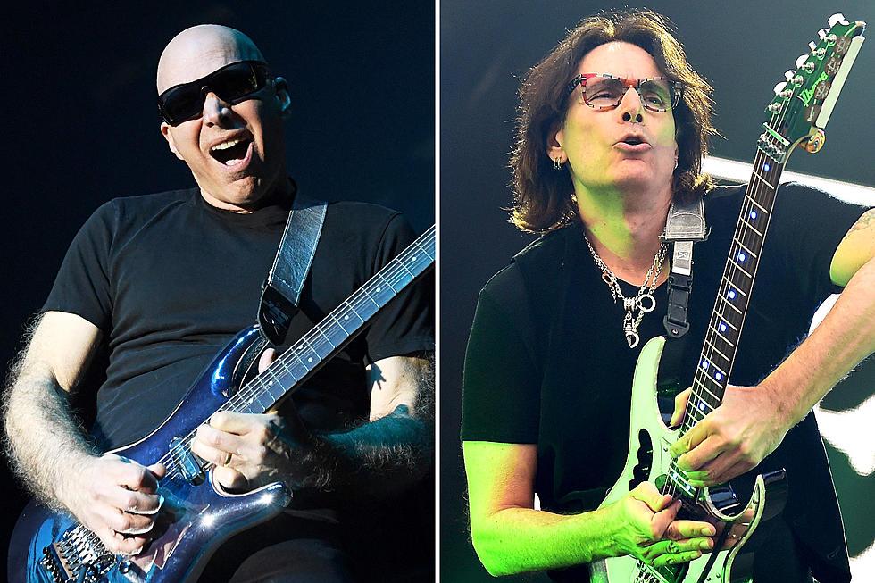Joe Satriani vs Steve Vai SatchVai