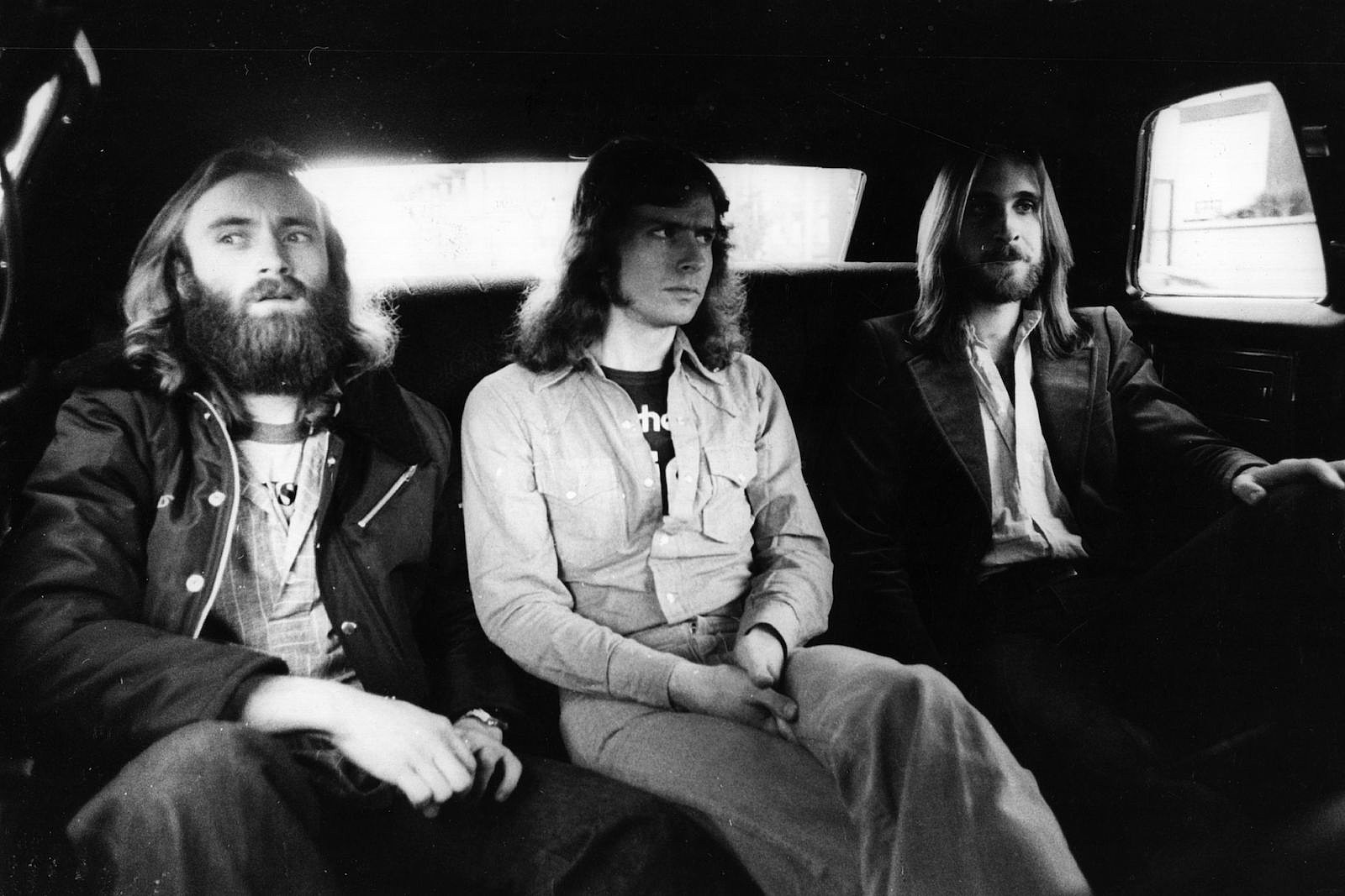 Why Genesis Started Writing Shorter Songs