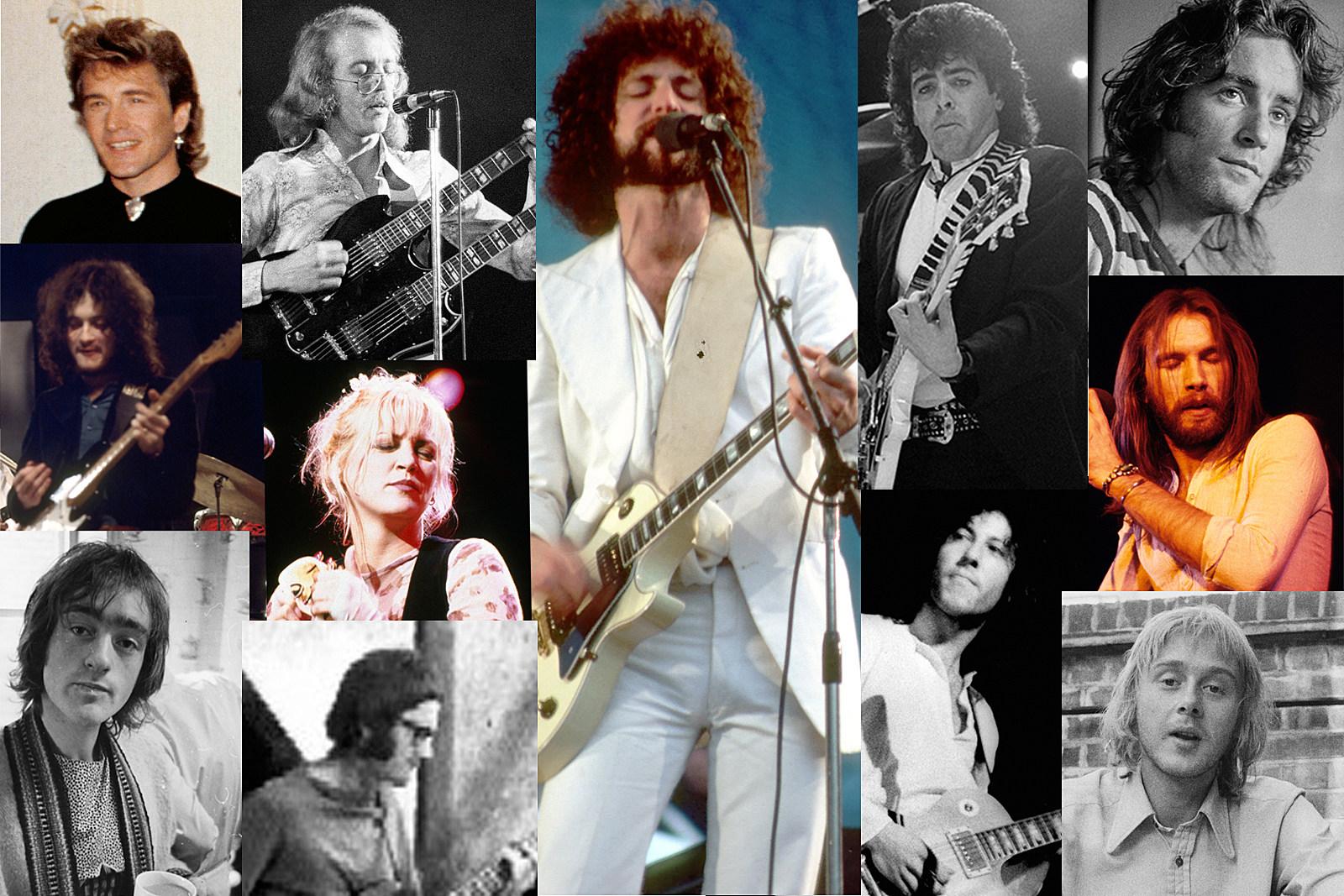 fleetwood mac band members pictures