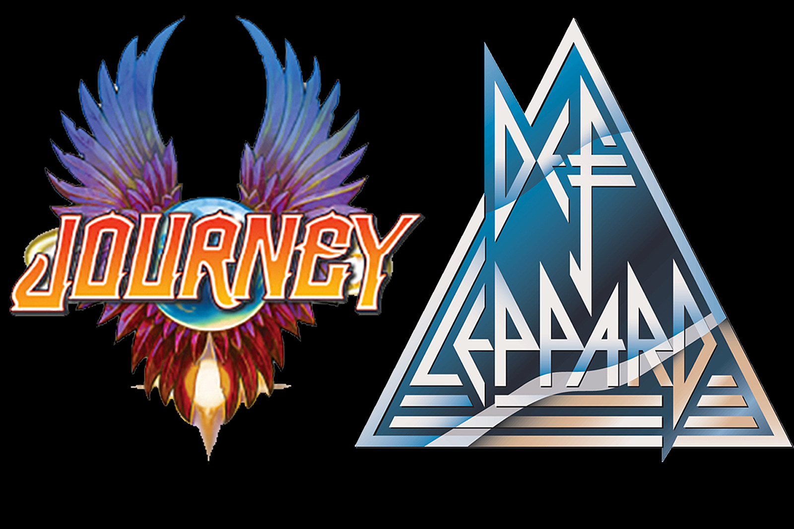 the journey / def leppard 2018 tour: a tale of the tape