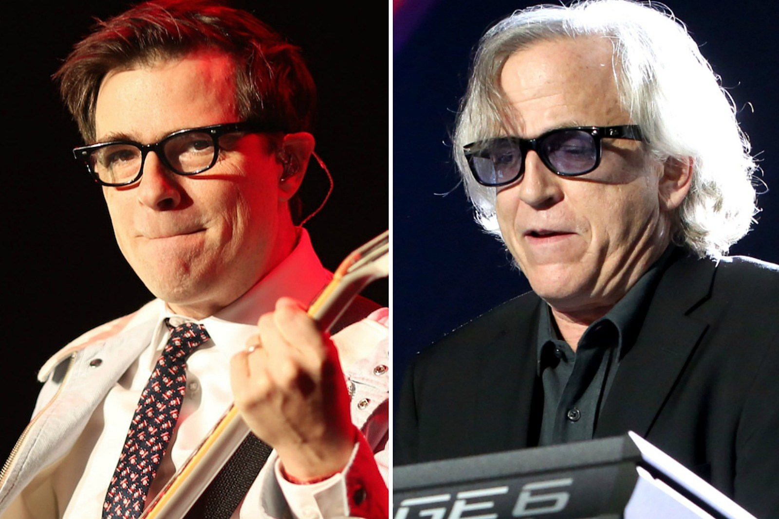 Toto\'s Steve Porcaro Joins Weezer on \'Jimmy Kimmel\' for \'Africa\'