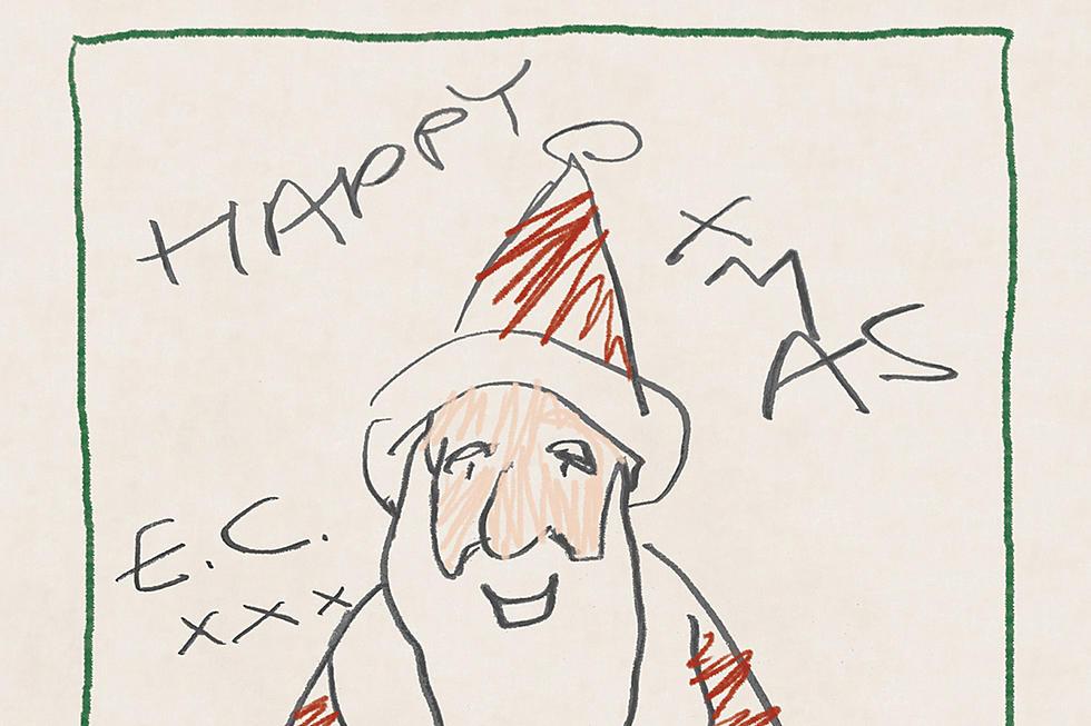 Eric Clapton to Release Christmas Album