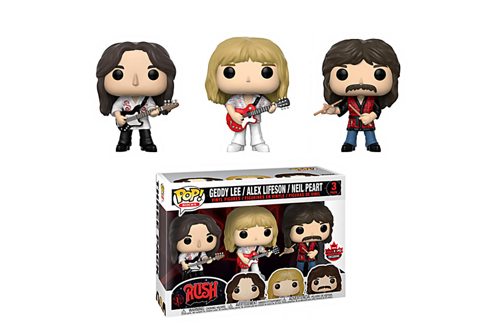 rush immortalized as limited edition funko pop figures