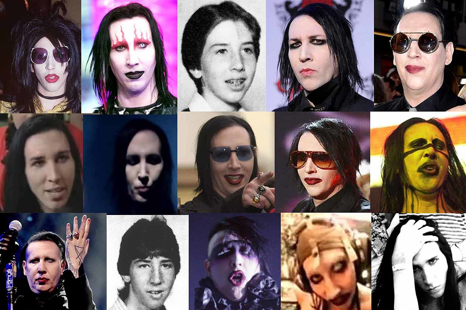 Marilyn Manson News, Pictures, and Videos]