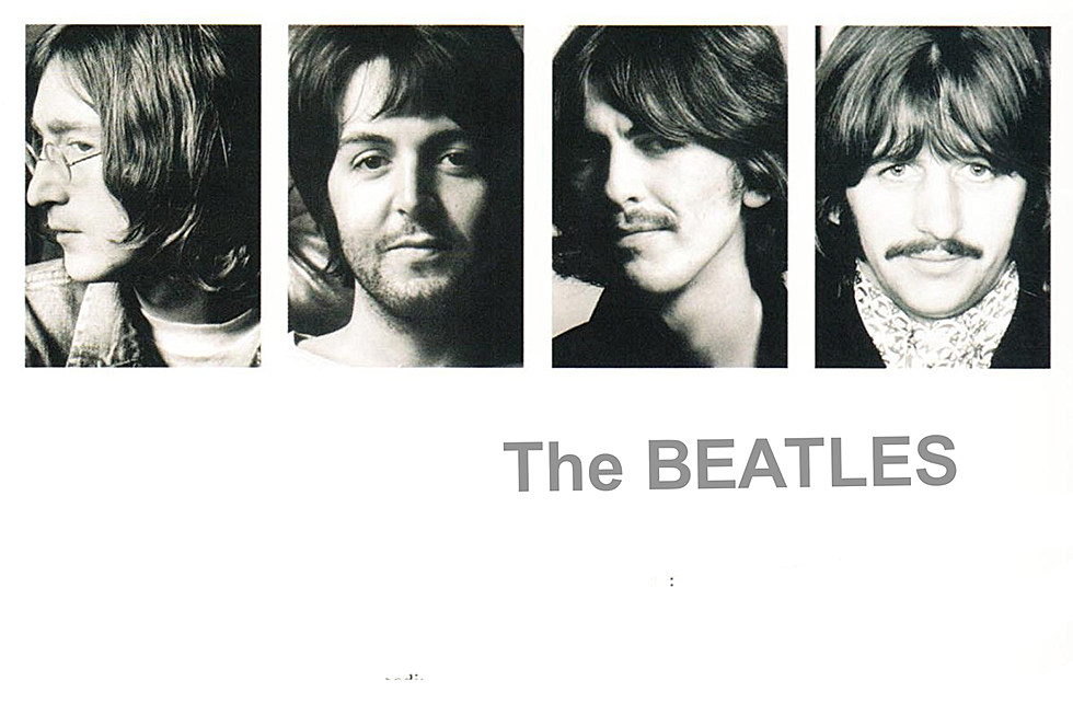 Beatles White Album Songs Rank...
