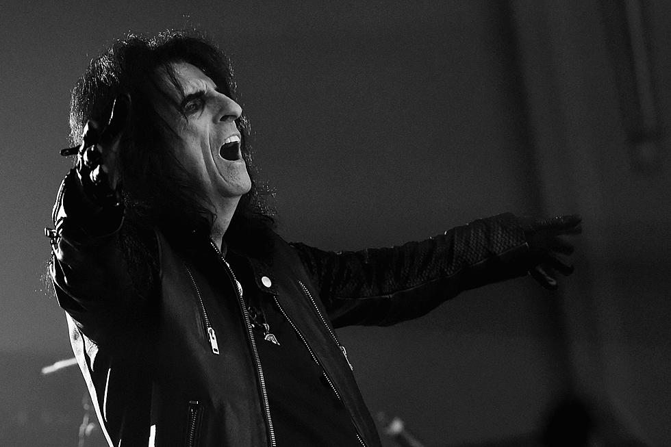Alice Cooper Reflects On Rock Hall Induction Looks To Future