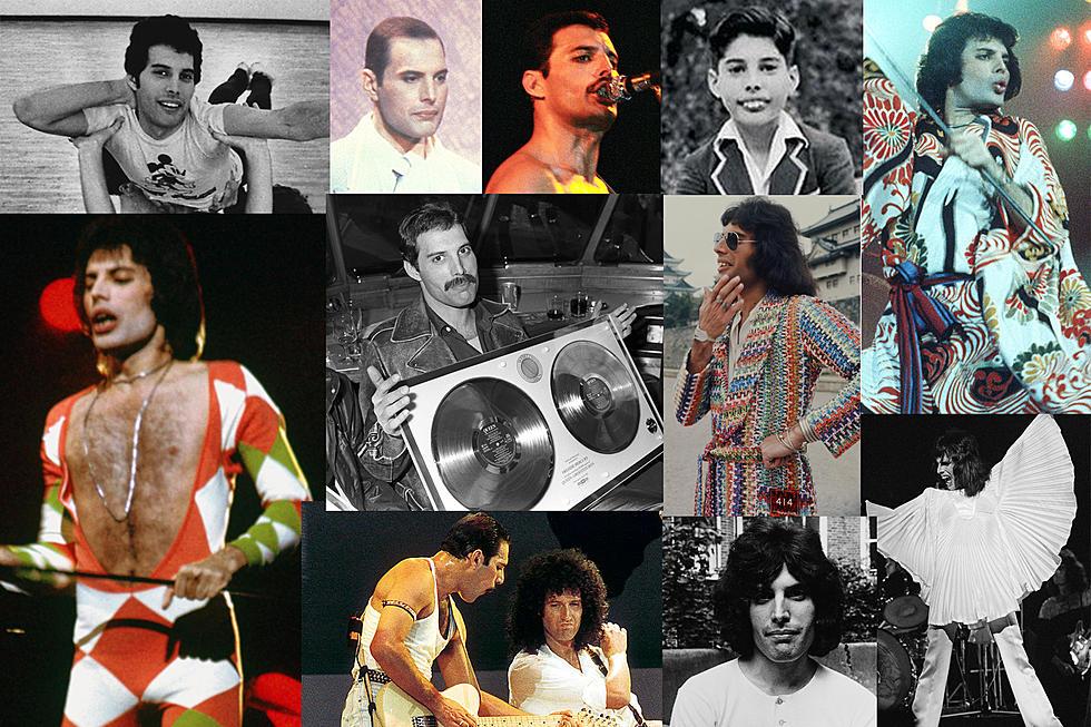 freddie mercury year by year photos 1973 1990