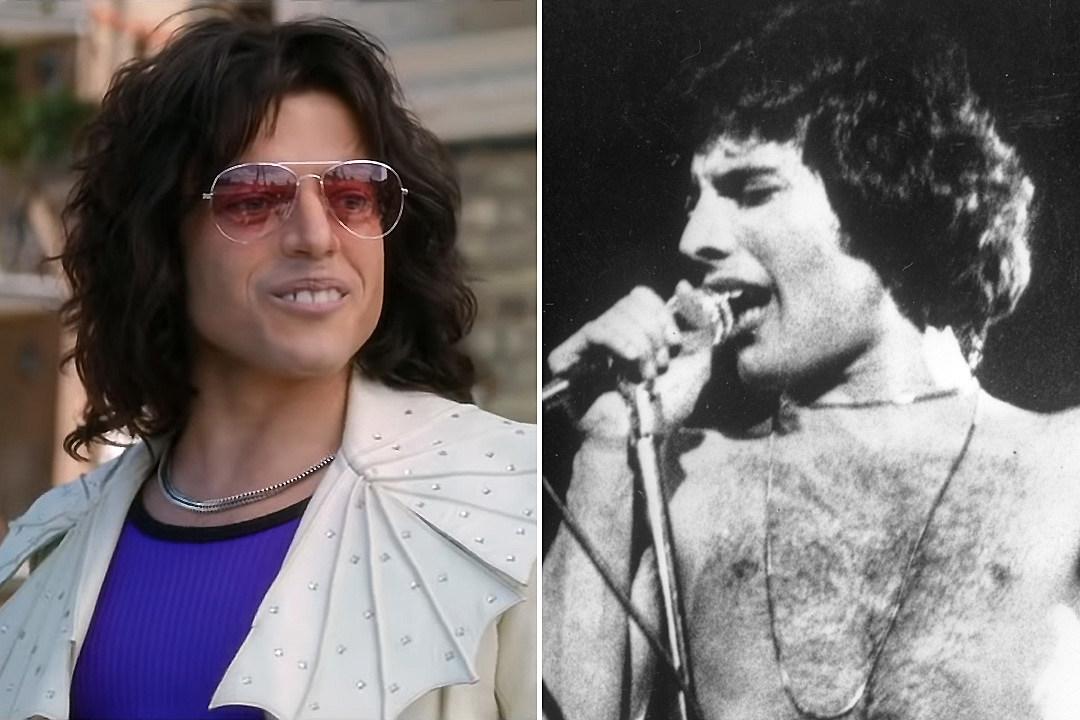 Freddie Mercurys Teeth Helped Make The Man Says Rami Malek