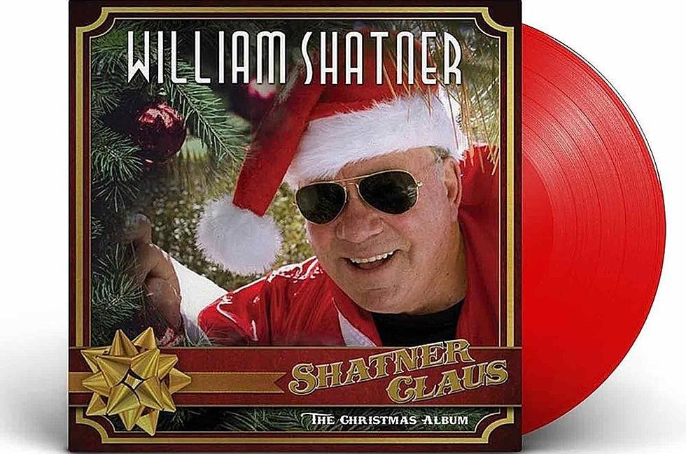 Cars, ZZ Top, Jethro Tull Join William Shatner\'s Christmas Album