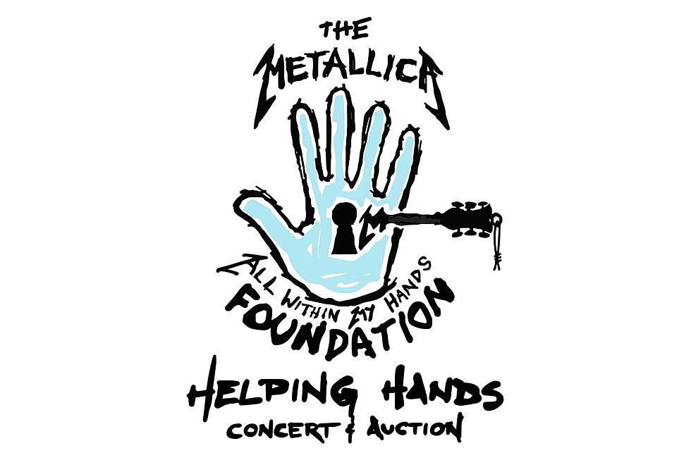 Metallica To Release Helping Hands Live Acoustic Benefit Album