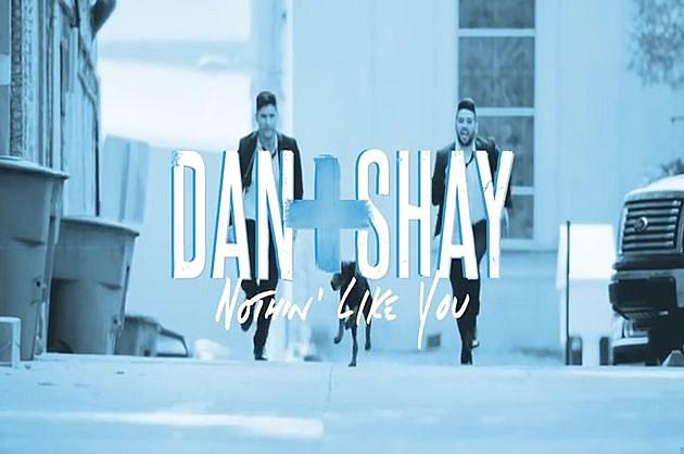 Nothin like you dan shay