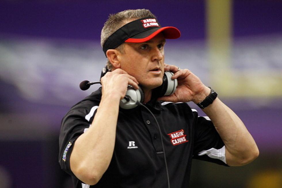 Ul Head Coach Mark Hudspeth Responds To Vermilion Criticism