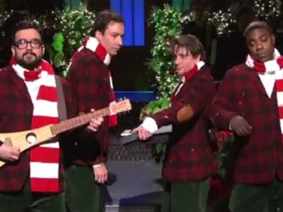 Jimmy Fallon Brings Back the Famous \'I Wish It Was Christmas Today ...