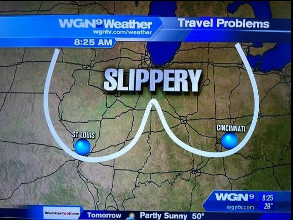 does this weather map drawing look like something naughty image
