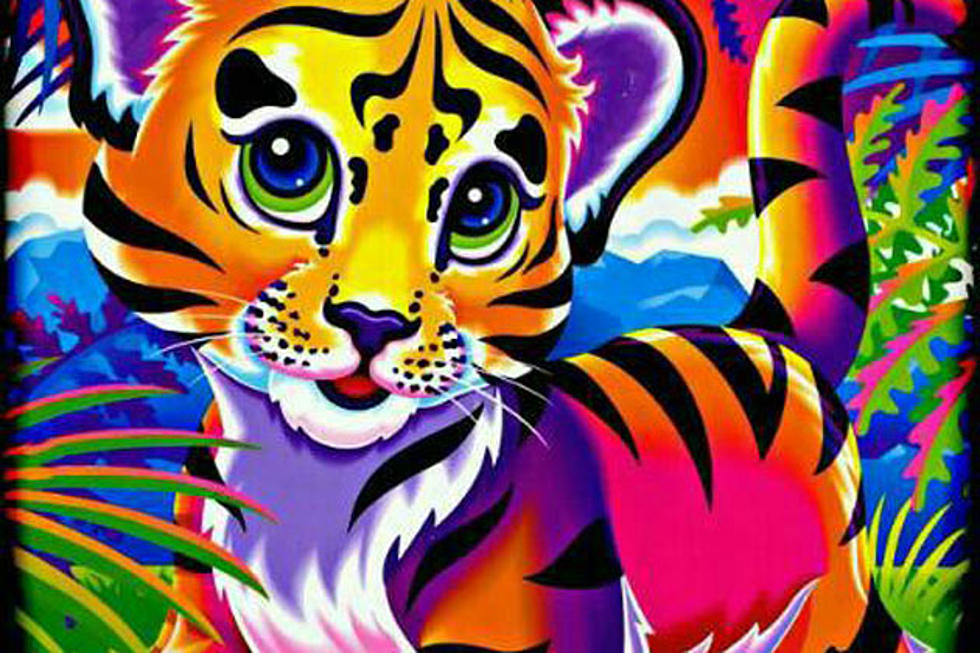 12 Excellent Ways To Incorporate More Lisa Frank Into Your Life