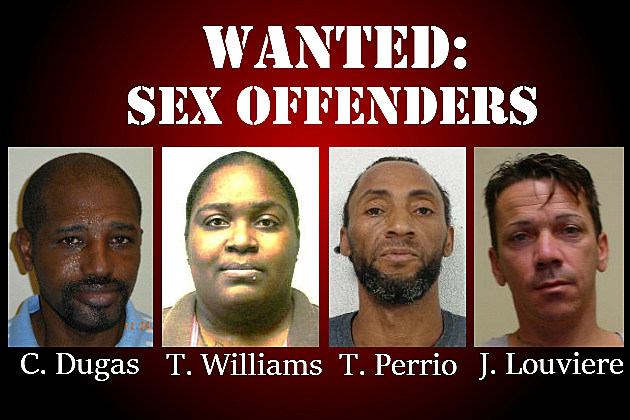 Registered sex offenders in richland parish