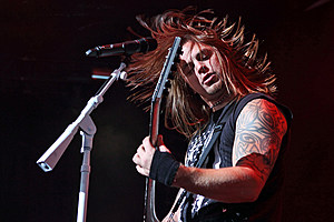 Bullet For My Valentine Frontman Matt Tuck To Reveal Side Band Tomorrow