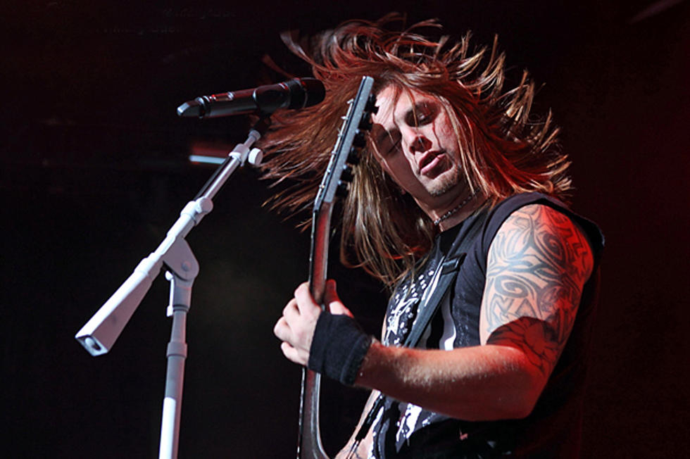 Bullet For My Valentine Unleash New Single Temper Temper