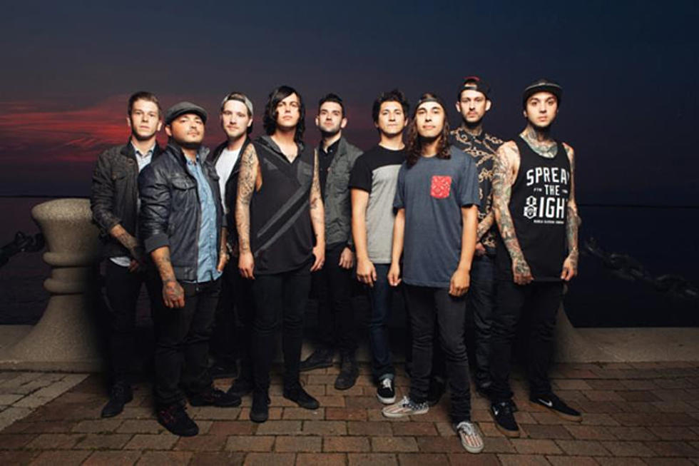 Pierce the Veil + Sleeping With Sirens Unite for 2014 U.S. Fall Trek as Part of Lengthy World Tour