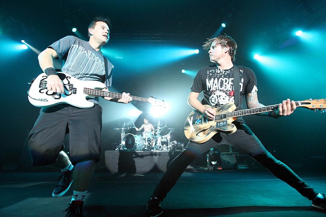 Blink 182s Travis Barker Just Asked Tom Delonge Where Are You