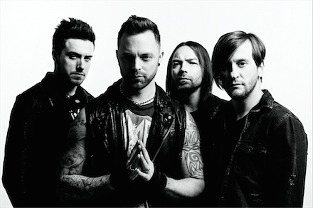 Bullet For My Valentine Announce British Invasion Tour