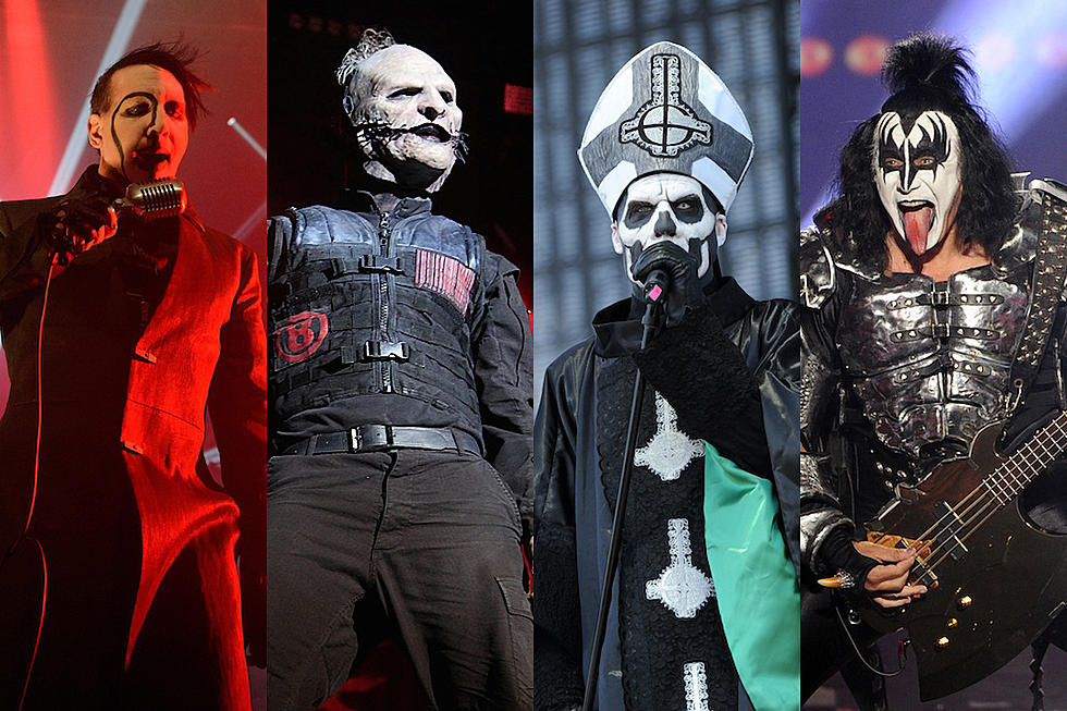 21 Rock And Metal Acts Who Are Always Halloween Ready