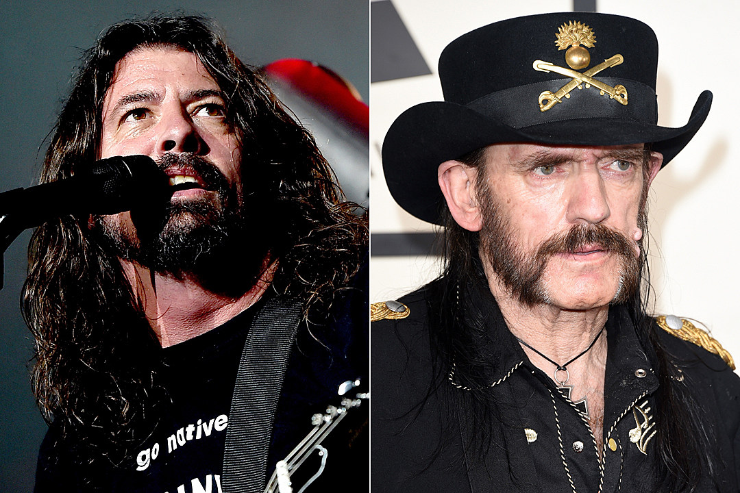 Dave Grohl Gets Tattoo In Honor Of Lemmy Kilmister