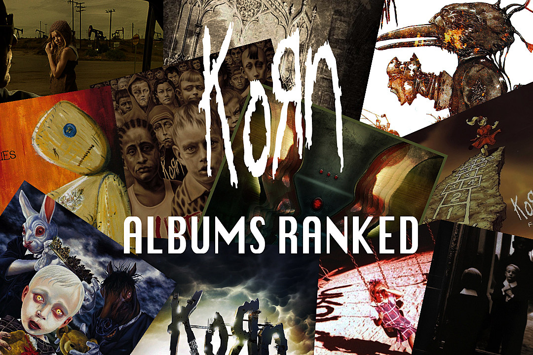 discographie korn