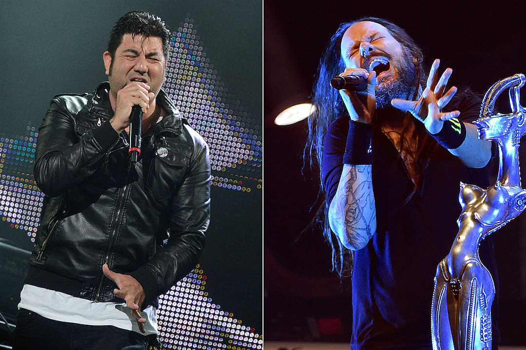 deftones chino moreno changes stance on touring with korn