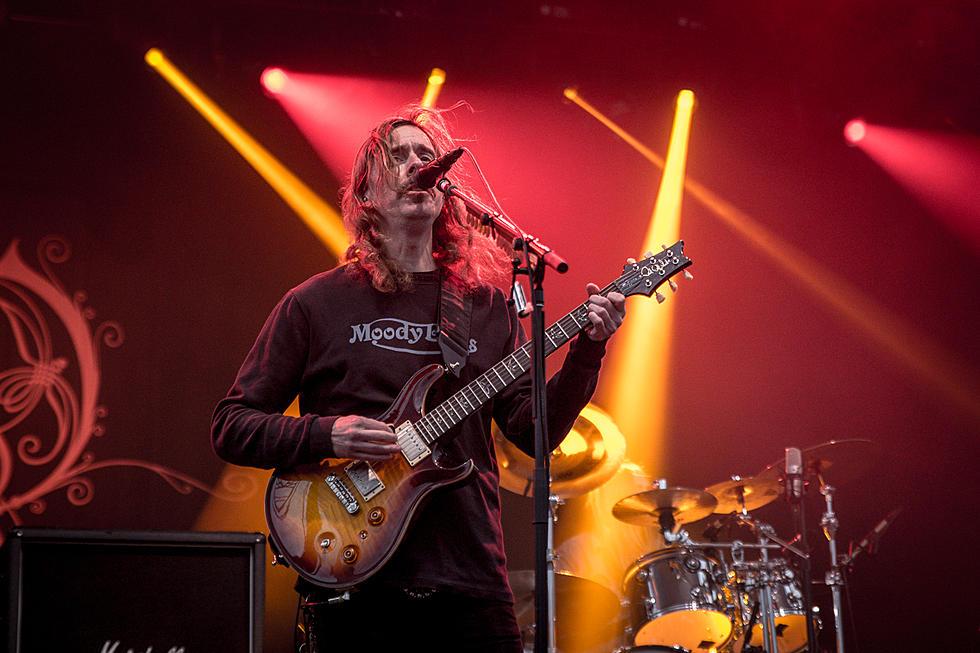Opeths Mikael Akerfeldt Picks His 10 Favorite Metal Albums
