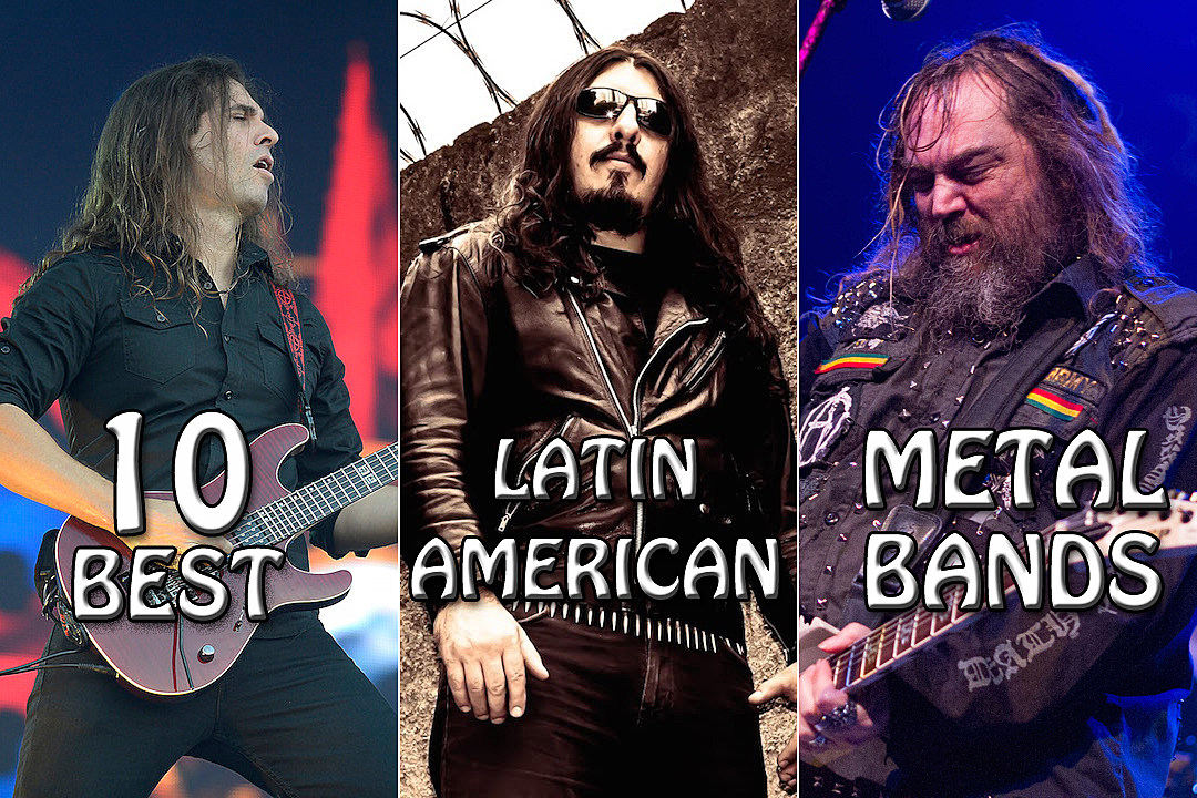 10 Best Latin American Metal Bands