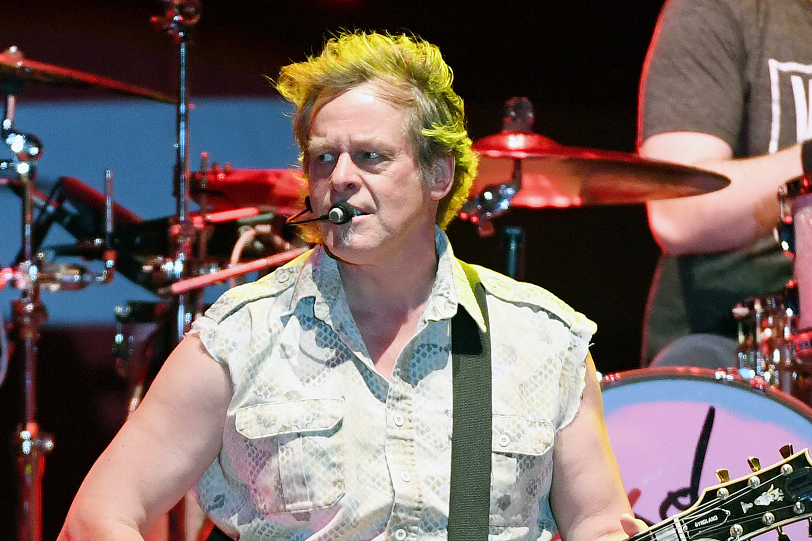 Ted nugent criminal record
