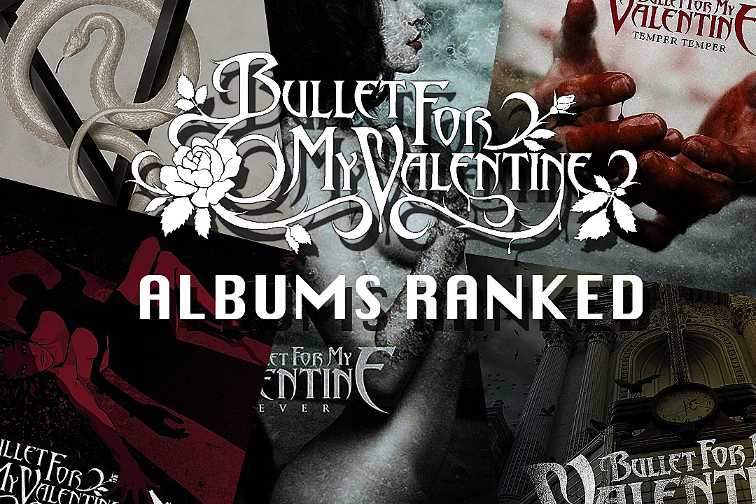 Bullet For My Valentine Book Dates With Trivium Toothgrinder