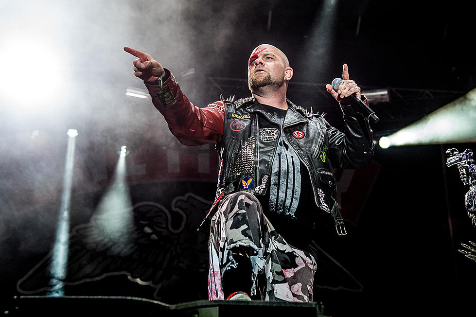 Trouble Finds Five Finger Death Punch In Riffy New Song Band Announces Greatest Hits Album