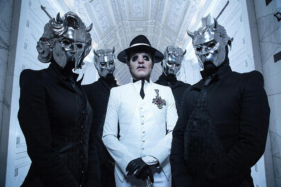 Ghost Unveil Dance Macabre With Celeb Filled Instagram Stories