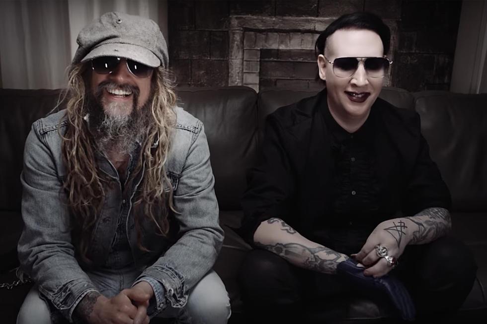 Rob Zombie Talks Squashing Feud With Marilyn Manson