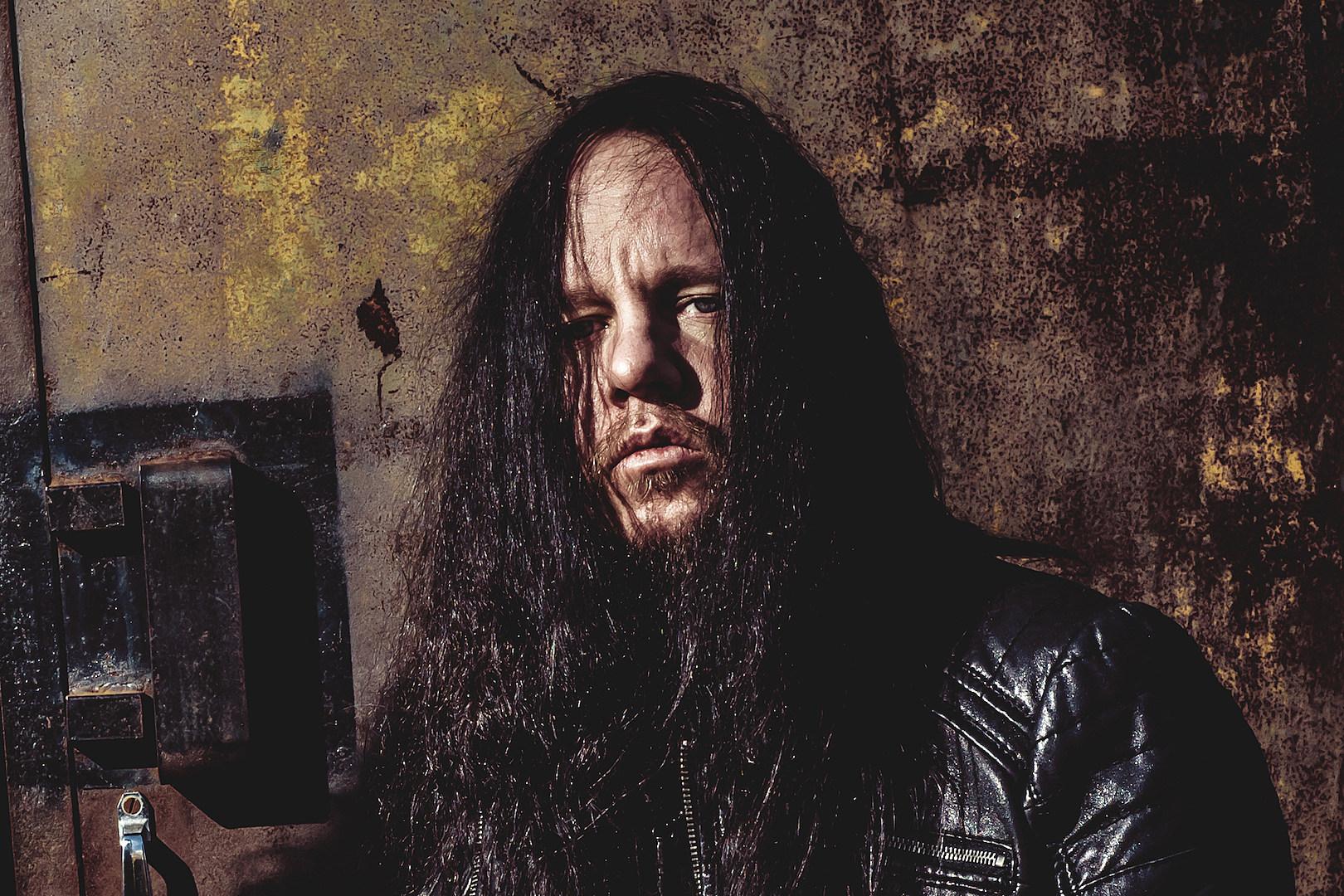 Joey Jordison Im 100 Percent Back And Stronger Than Ever Custom Paint Job 2002 Daged Akota