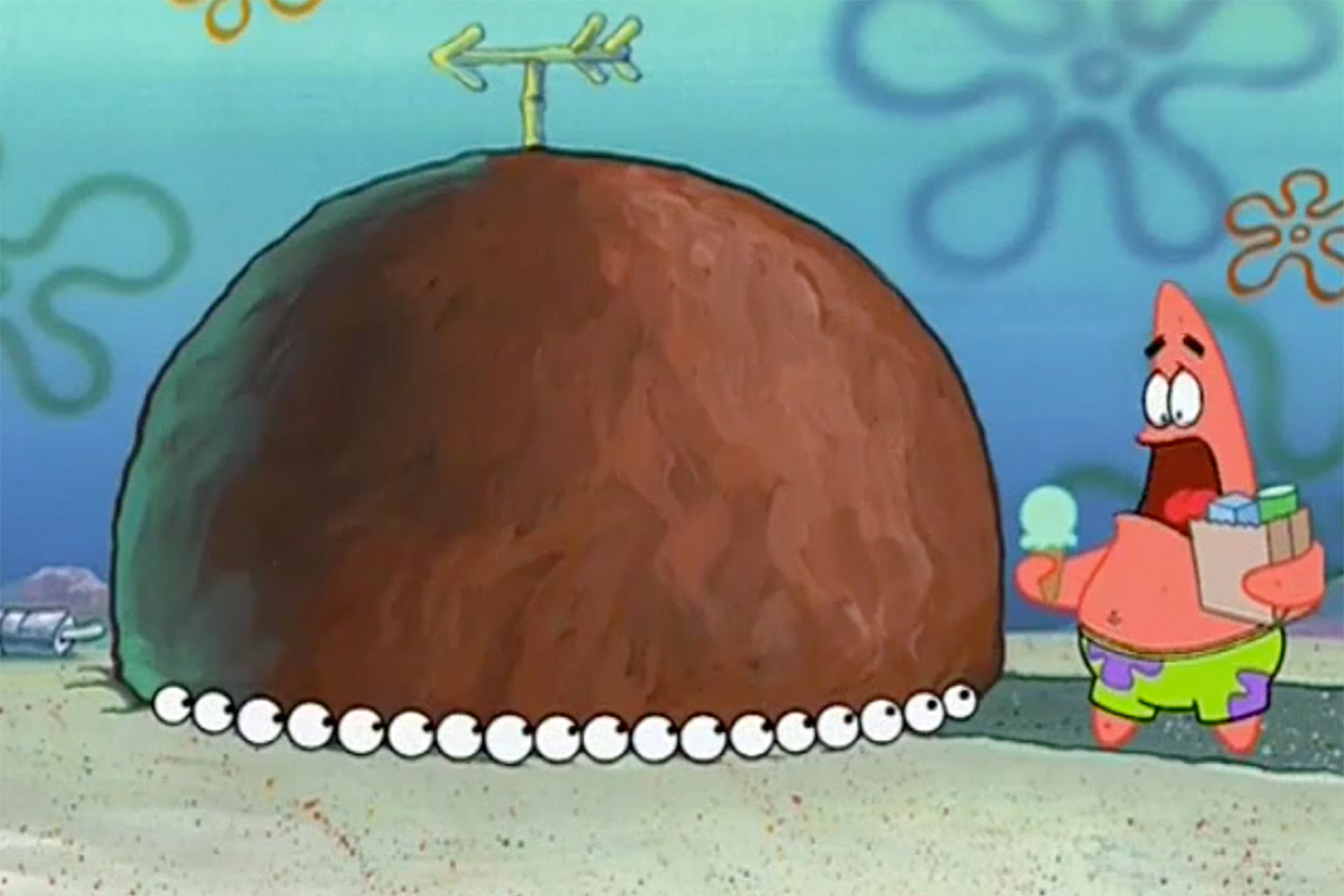 Remember When Pantera Were In A Spongebob Episode