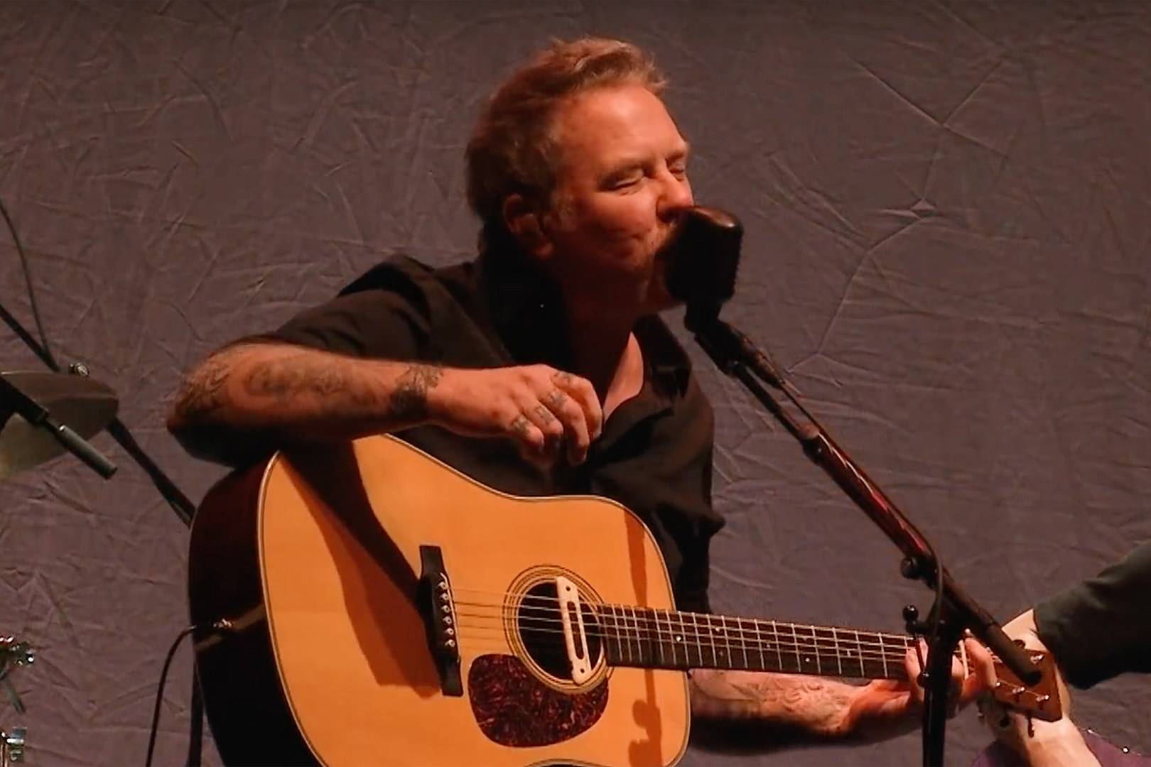 Watch Metallicas Country Tinged Version Of The Four Horsemen